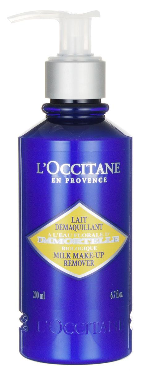 Молочко для снятия макияжа LOccitane Иммортель, 200 мл301272Молочко для снятия макияжа Иммортель мягко и эффективно очищает кожу от косметики и загрязнений. Органическая цветочная вода Иммортель, входящая в состав молочка, освежает и тонизирует кожу, витамин E оказывает антиоксидантный эффект и стимулирует обновление клеток, а масло виноградных косточек смягчает, дарит ощущение комфорта.Молочко может использоваться с водой и без нее. Характеристики:Объем: 200 мл. Артикул: 167199. Производитель: Франция. Loccitane (Л окситан) - натуральная косметика с юга Франции, основатель которой Оливье Боссан.Название Loccitane происходит от названия старинной провинции - Окситании. Это также подчеркивает идею кампании - сочетании традиций и компонентов из Средиземноморья в средствах по уходу за кожей и для дома.LOccitane использует для производства косметических средств натуральные продукты: лаванду, оливки, тростниковый сахар, мед, миндаль, экстракты винограда и белого чая, эфирные масла розы, апельсина, морская соль также идет в дело. Специалисты компании с особой тщательностью отбирают сырье. Учитывается множество факторов, от места и условий выращивания сырья до времени и технологии сборки. Товар сертифицирован. УВАЖАЕМЫЕ КЛИЕНТЫ! Обращаем ваше внимание на возможные изменения в дизайне упаковки. Поставка осуществляется в одном из двух приведенных вариантов упаковок в зависимости от наличия на складе. Комплектация осталась без изменений.
