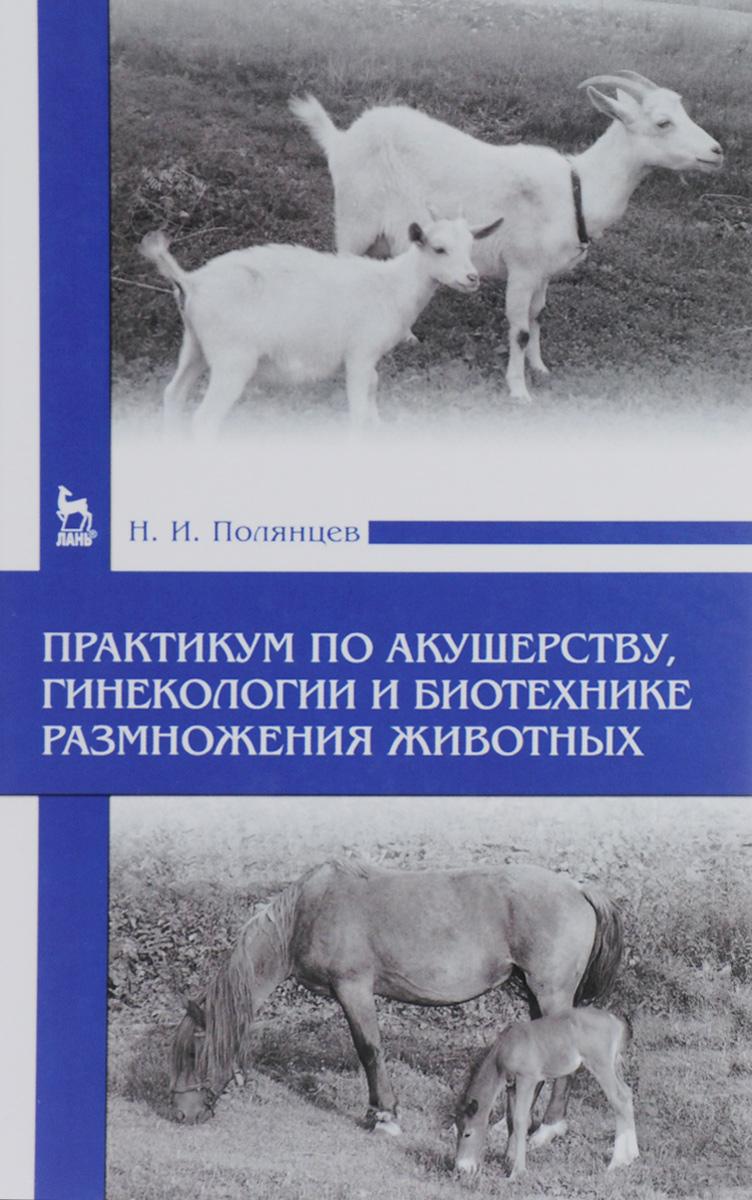 Практикум по акушерству, гинекологии и биотехнике размножения животных. Учебное пособие