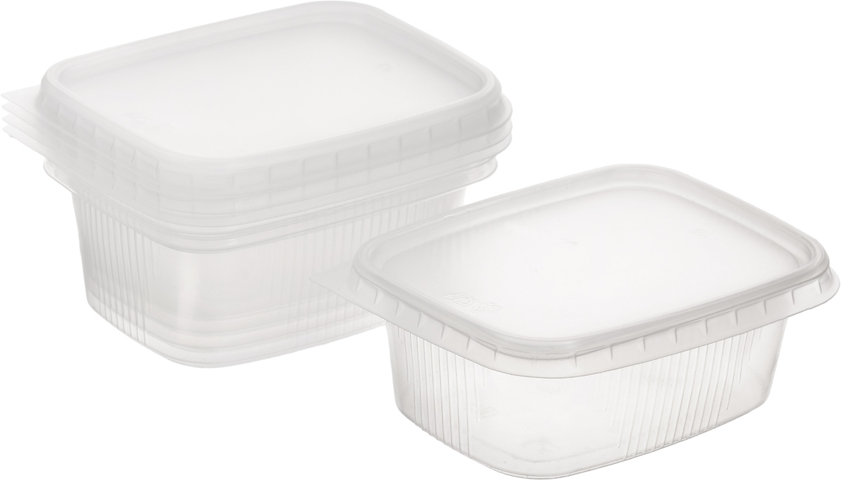 Контейнеры для заморозки зелени Хозяюшка Мила, 200 мл, 5 шт контейнеры для заморозки ягод и овощей хозяюшка мила 1 л 5 шт