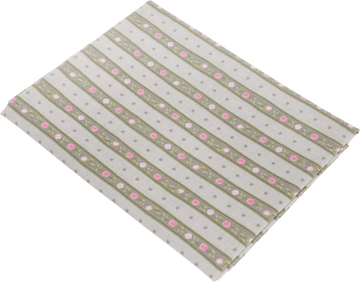 """Ткань Артмикс """"Акварельные розочки"""", изготовленная из 100% хлопка,  предназначена для  пошива одеял, покрывал, сумок, аппликаций и  прочих изделий в технике пэчворк. Также подходит для пошива кукол,  аксессуаров и одежды.   Пэчворк - это вид рукоделия, при котором по принципу мозаики сшивается  цельное изделие из кусочков ткани (лоскутков).  Плотность ткани: 120 г/м2.  УВАЖАЕМЫЕ КЛИЕНТЫ! Обращаем ваше внимание, на тот факт, что размер отреза может отличаться на 1-2 см."""