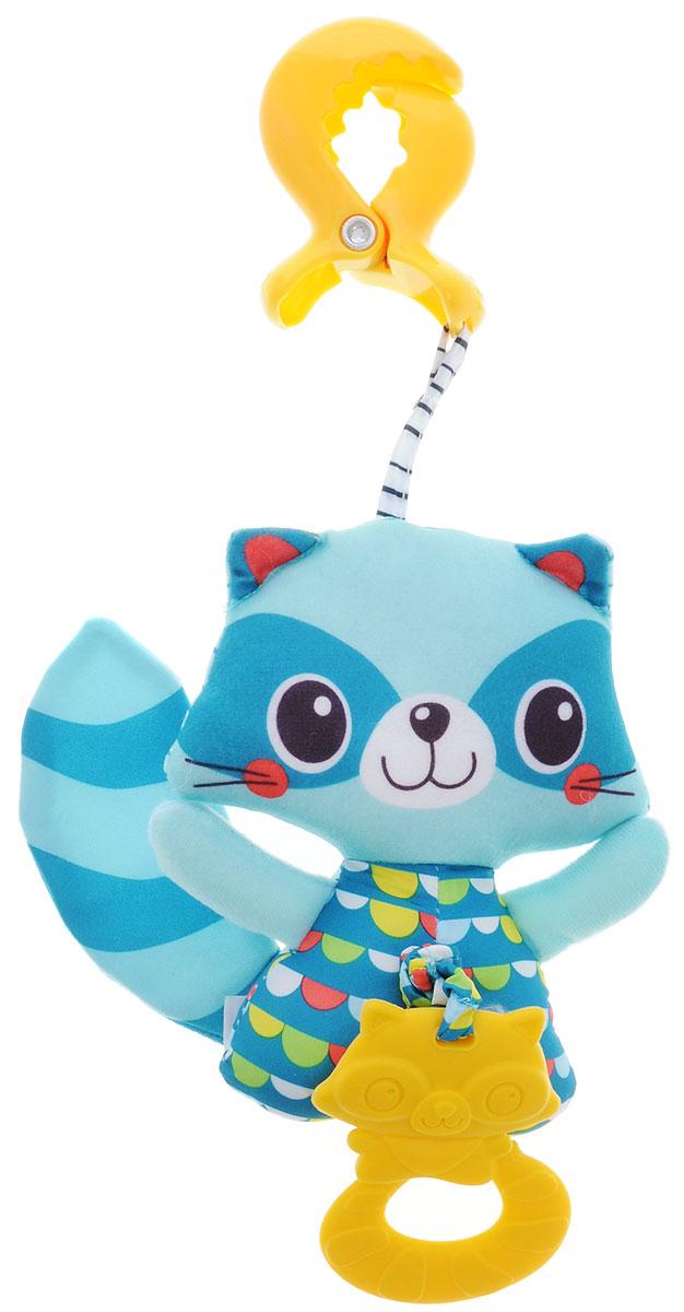 Tiny Love Мягкая игрушка-подвеска Енот мягкая игрушка енот в саратове