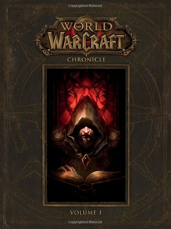 World of Warcraft: Chronicle Volume 1 the art of battlefield 1