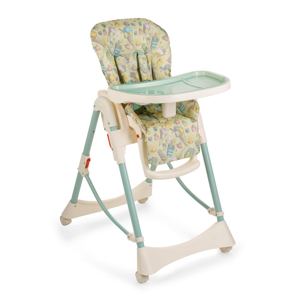 Happy Baby Стульчик для кормления Kevin V2 Blue -  Все для детского кормления