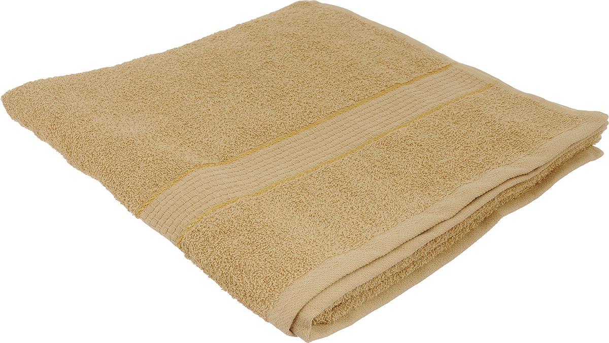 Полотенце махровое Aisha Home Textile, цвет: светло-коричневый, 70 х 140 см. УзТ-ПМ-114-08-20УзТ-ПМ-112-08-06Полотенце Aisha Home Textile выполнено из натуральноймахровой ткани (100% хлопок). Изделие отлично впитываетвлагу, быстро сохнет, сохраняет яркость цвета и нетеряет форму даже после многократных стирок. Полотенце очень практично и неприхотливо вуходе. Оно станет достойнымвыбором для вас и приятным подарком для вашихблизких.