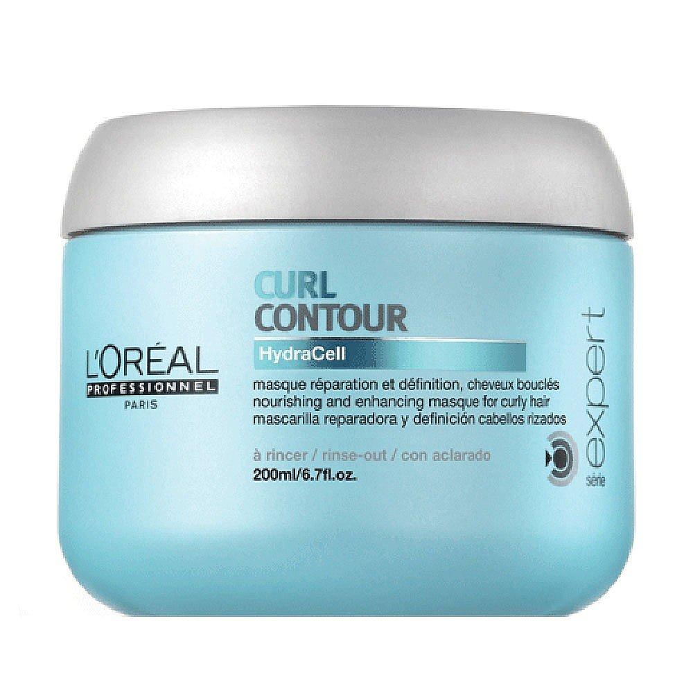 LOreal Professionnel Маска-питание для четкости контура завитка для вьющихся волос Expert Curl Contour - 200 млE0351479Маска-питание Керл Контур обладает уникальной формулой, она помогает сделать кудри упругими, подвижными и блестящими, питает и увлажняет их, а также позволяет выделить отдельные пряди. Средство обогащено микроэмульсионными маслами, оно придаёт волосам ещё больше кудрявости. Экстракт косточек винограда и «биомиметический керамид» - активное вещество, предназначенное для сохранения формы завитка, - придают кудрям упругость, чёткие контуры. При регулярном применении маски волосы становятся шелковистыми, сияющими, лёгкими. Она отлично защищает волосы от негативных внешних воздействий. С маской Керл Контур ваши локоны даже при неблагоприятных погодных условиях будут долго оставаться сияющими и сохраняющими идеальную форму.