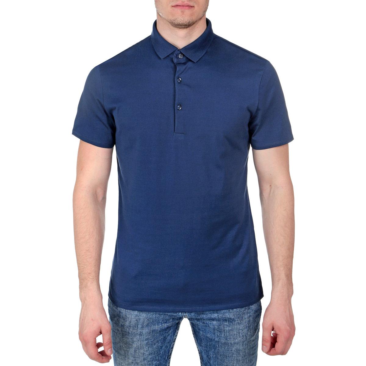 Поло мужское Tom Tailor, цвет: темно-синий. 1530590.00.15. Размер M (48)1530590.00.15Стильная мужская футболка-поло Tom Tailor, выполненная из высококачественного материала, обладает высокой теплопроводностью, воздухопроницаемостью и гигроскопичностью, позволяет коже дышать. Модель с короткими рукавами и отложным воротником сверху застегивается на три пуговицы. Классический покрой, лаконичный дизайн, безукоризненное качество. В такой футболке вы будете чувствовать себя уверенно и комфортно.
