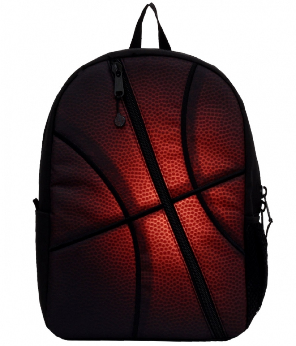 Рюкзак молодежный Mojo Sport Bascket, цвет: оранжевый, 20 л mojo pax рюкзак hypnocheck lime с наушниками