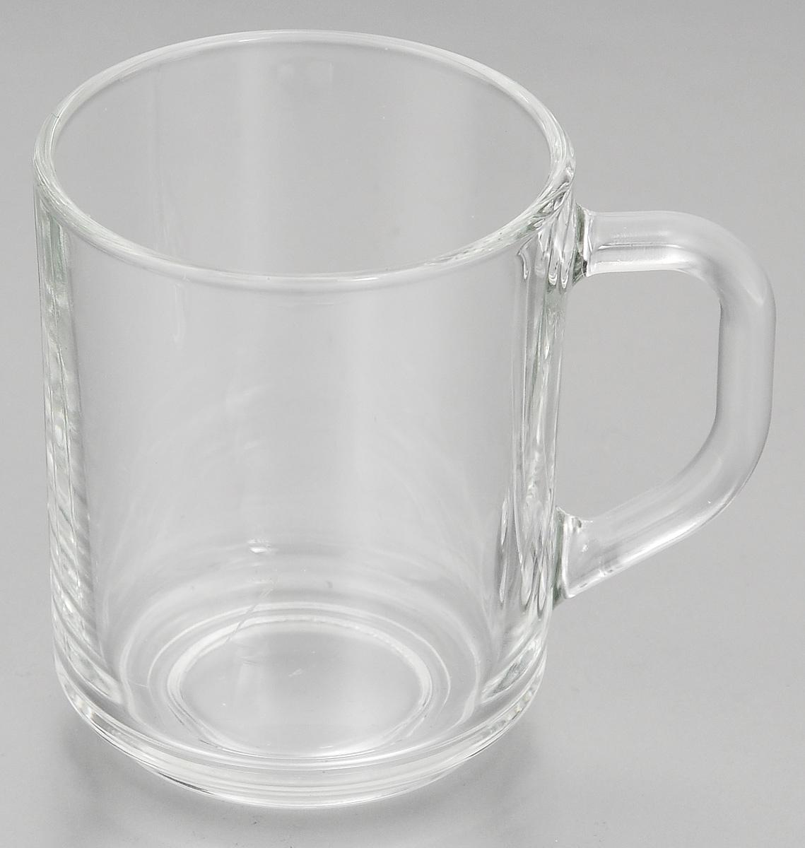 """Кружка OSZ """"Green Tea"""" изготовлена из стекла.  Изделие оснащено удобной ручкой и сочетает в себе  лаконичный дизайн и функциональность. Кружка OSZ """"Green Tea"""" не только украсит ваш  кухонный стол, но и подчеркнет прекрасный вкус  хозяйки.  Диаметр кружки (по верхнему краю): 7,2 см."""