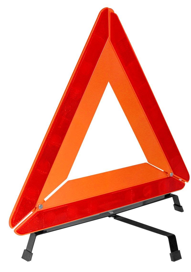 Знак аварийной остановки Kraft, с усиленным корпусомКТ 830006Знак аварийной остановки Kraft применяется для обозначения транспортного средства при вынужденной остановке. Такой знак необходимо иметь в каждом автомобиле. Знак имеет усиленный пластиковый корпус, оснащен светоотражающими элементами и 4 металлическими ножками, расположенными в форме креста. Металлическое основание повышает устойчивость знака на дорожном покрытии. Знак обладает хорошей видимостью для участников дорожного движения. Компактно складывается. Для хранения предусмотрен специальный футляр. Ширина светоотражающей полосы: 35 см.