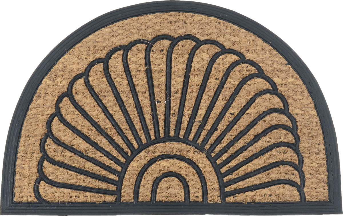 Коврик придверный SunStep Античный, 60 х 40 см коврик домашний sunstep цвет бежевый 60 х 110 х 4 см