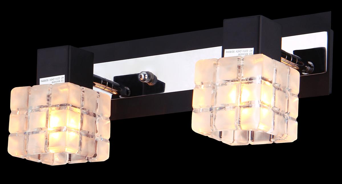 Светильник Natali Kovaltseva 10708/2W WENGE10708/2W WENGEL13 x W30 x H16 cm