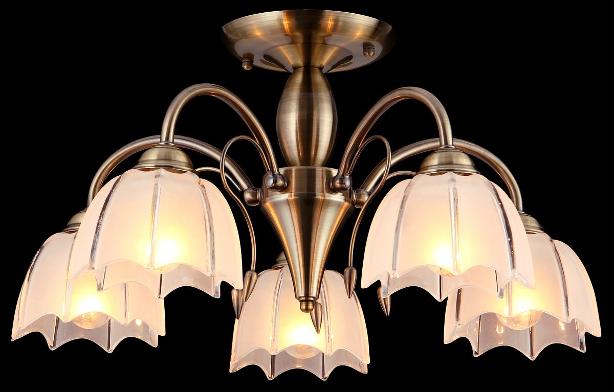 Люстра  Natali Kovaltseva , 5 x E14, 60W. 10710/5C - Светильники