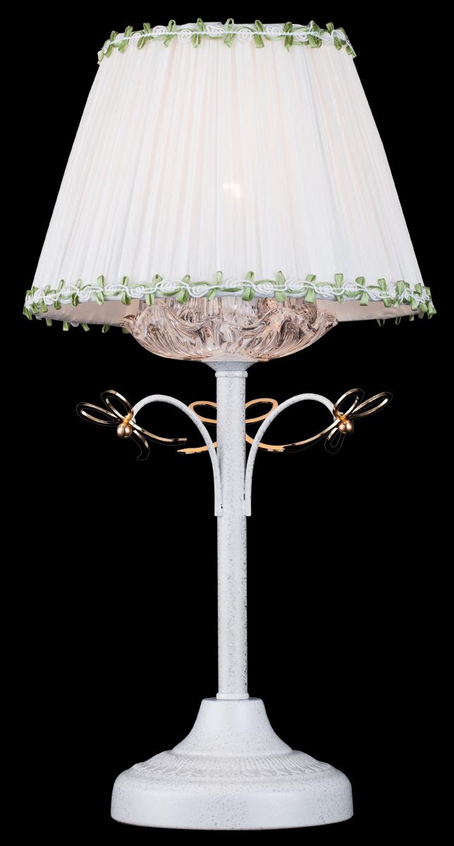 Настольная лампа Natali Kovaltseva ADRIANA 11390/1 WHITE SILVERADRIANA 11390/1 WHITE SILVERL22 x W22 x H44 cm