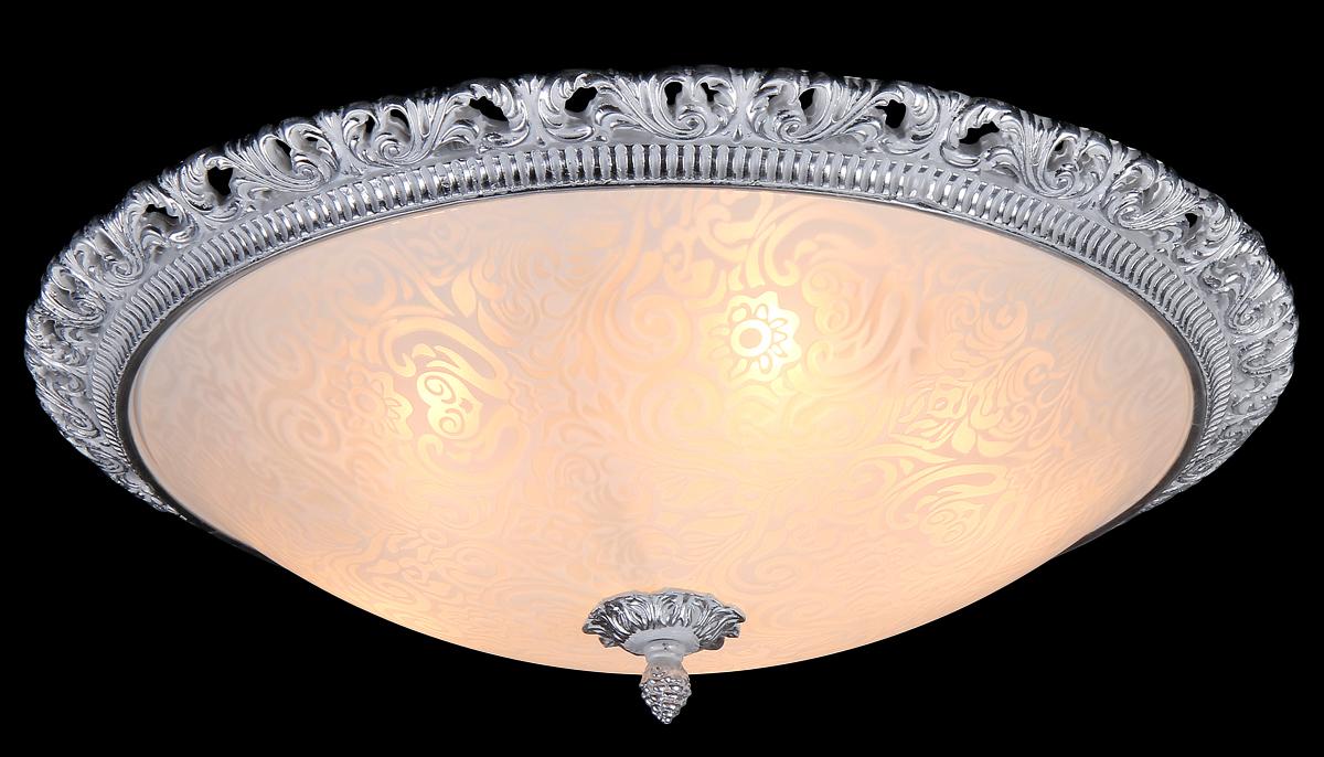 Светильник Natali Kovaltseva Gisele 10435/5С WHITE SILVERGisele 10435/5С WHITE SILVERD49 x H16 cm
