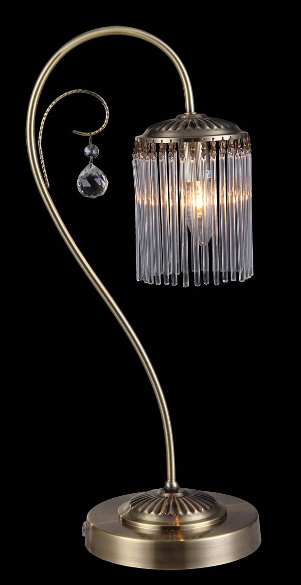 Настольная лампа Natali Kovaltseva OLBIA 11397/1 ANTIQUEOLBIA 11397/1 ANTIQUEL23 x W18 x H53 cm