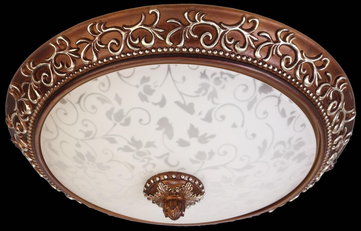 Светильник Natali Kovaltseva, выполненный в классическом дизайне, станет украшением вашей комнаты и изысканно дополнит интерьер. Изделие крепится к потолку или стене. Такой светильник отлично подойдет для освещения кабинета, столовой, спальни или гостиной. Он изготовлен из металла с покрытием под бронзу и декорирован изысканным золотистым рельефом. Изделие снабжено круглым плафоном из матового стекла с изящными узорами. Плафон скрывает 3 цоколя. В коллекциях Natali Kovaltseva представлены разные стили - от классики до хайтека. Дизайн и технологическая составляющая продукции разрабатывается в R&D центре компании, который находится в г. Дюссельдорф, Германия. При производстве продукции используются высококачественные и эксклюзивные материалы: хрусталь ASFOR, муранское стекло, перламутр, 24-каратное золото, бронза. Производство светильников соответствует стандарту системы менеджмента качества ISO 9001-2000. На всю продукцию ТМ Natali Kovaltseva распространяется гарантия.