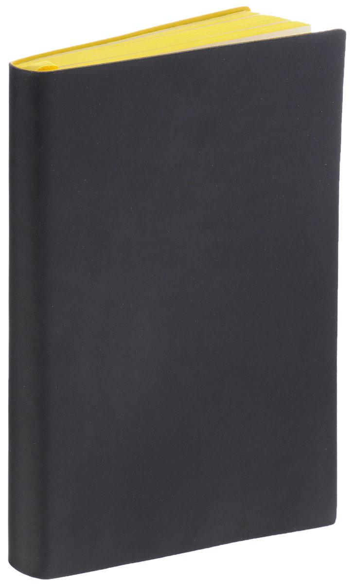 Index Ежедневник Colorplay недатированный 128 листов цвет черныйIDN110/A6/BKНедатированный ежедневник Index Colorplay - это один из удобных способов систематизации всех предстоящих событий и незаменимый помощник для каждого. Обложка выполнена из высококачественной искусственной кожи с тиснением. Внутренний блок на 256 страниц выполнен из состаренной офсетной бумаги с желтым обрезом. Ежедневник содержит страницу для заполнения личных данных, календарь с 2016 по 2017 год, а также ляссе с металлической пряжкой для быстрого поиска нужной страницы. Все планы и записи всегда будут у вас перед глазами, что позволит легко ориентироваться в графике дел, событий и встреч.