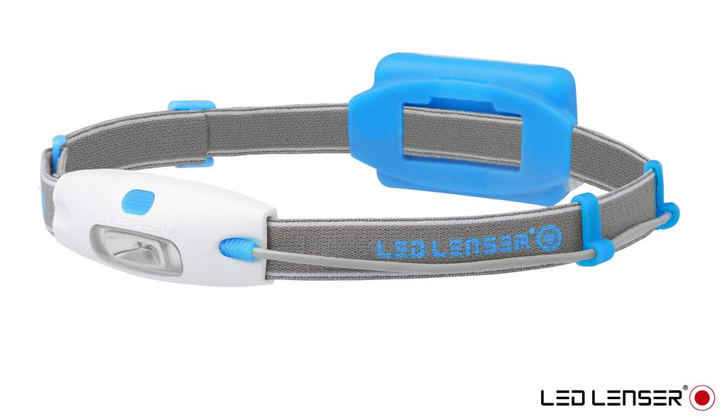 Фонарь налобный LED Lenser