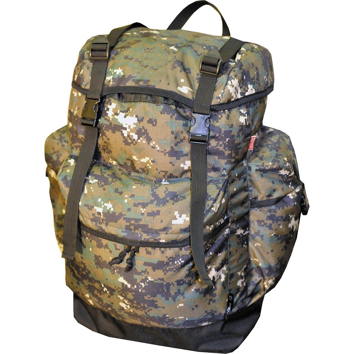 Рюкзак для охоты Hunterman Nova Tour Охотник 35 V3 км, цвет: диджитал зеленый, 35 л рюкзак nova tour hunterman охотник 70 v3 км forest