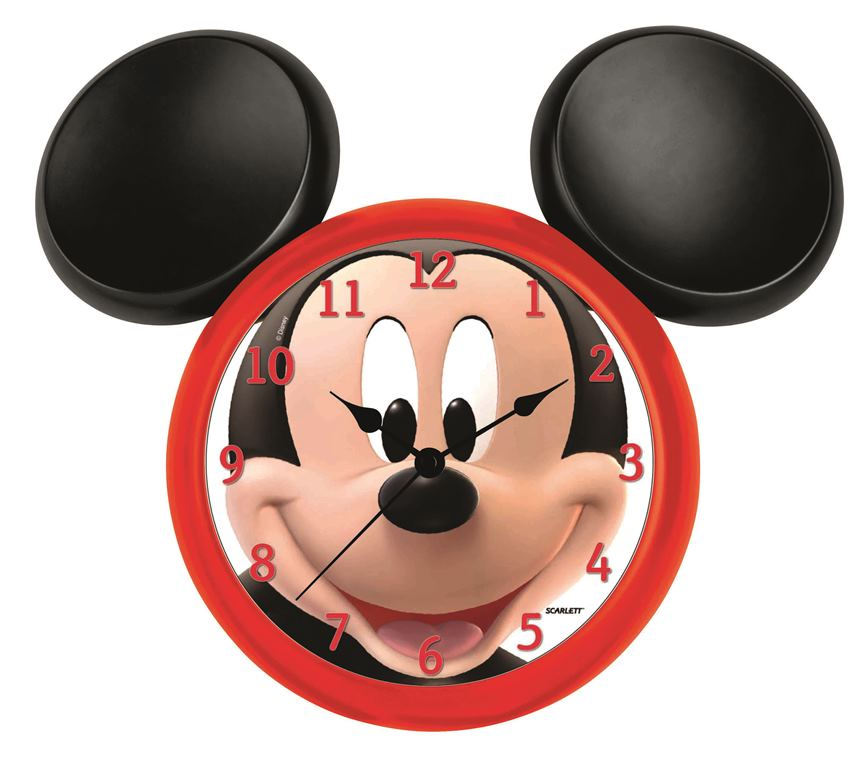 Часы настенные Scarlett, диаметр 23 см. SC - WCD13MSC - WCD13MНастенные кварцевые часы Scarlett, изготовленные изпластика, прекрасно впишутся в интерьер вашего дома.Круглые часы имеют три стрелки: часовую, минутную исекундную, циферблат защищен прозрачнымпластиком.Часы работают от 1 батарейки типа АА напряжением 1,5 В(батарейка в комплект не входит).Часы бренда Scarlett - это надежность, качество и изящностьстиля во все времена.Диаметр часов: 23 см.
