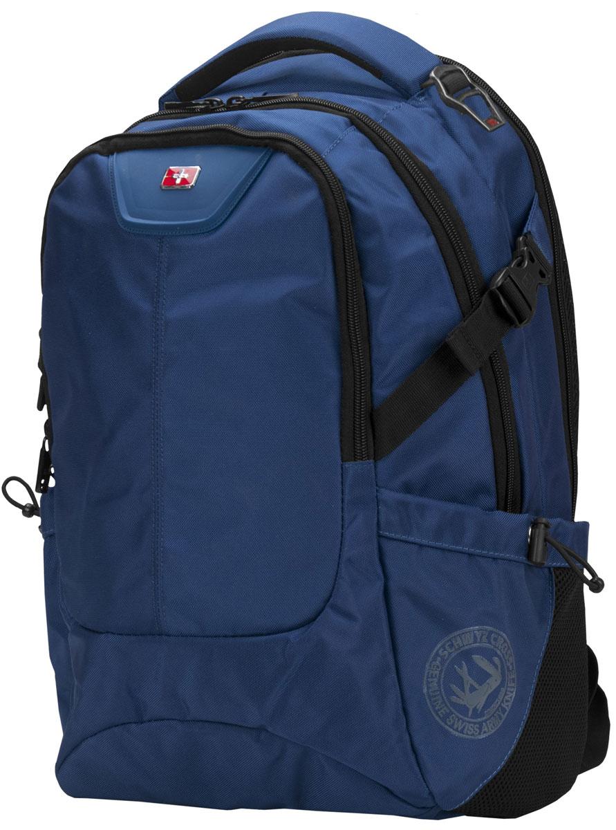 Continent BP-306, Blue рюкзак для ноутбука 16