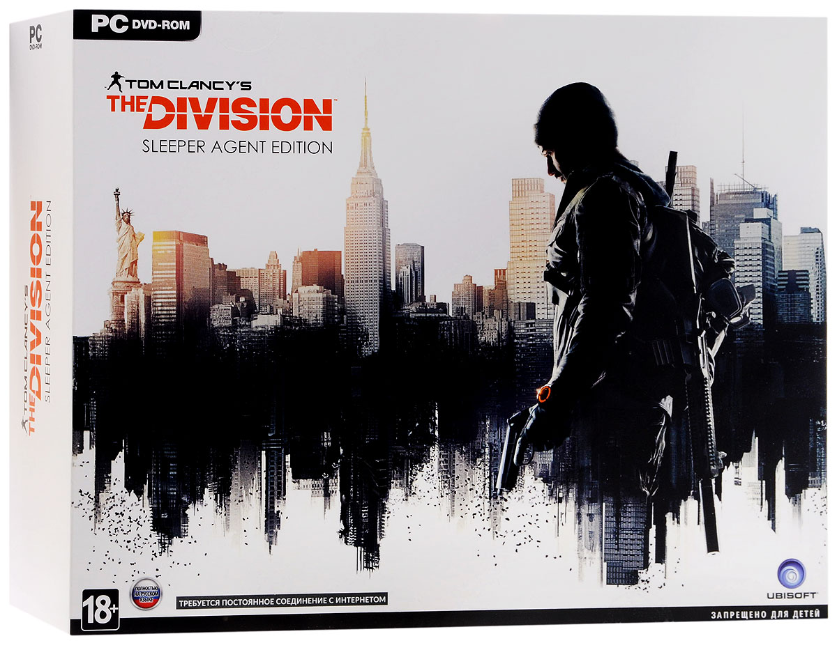 Tom Clancy's The Division. Sleeper Agent Edition, Ubisoft Massive,Ubisoft Reflections,Red Storm Entertainment,Annecy