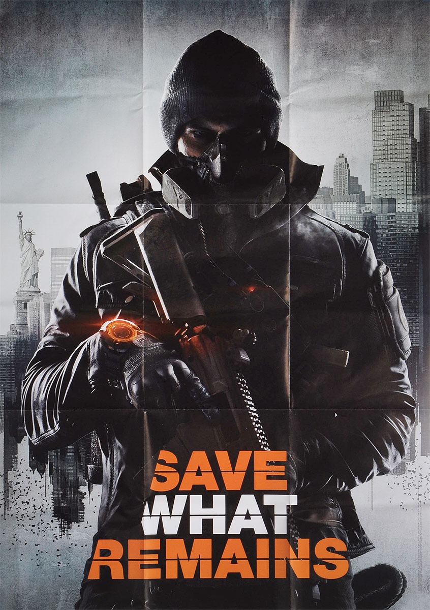 Tom Clancy's The Division. Эксклюзивное издание Ubisoft Massive,Ubisoft Reflections,Red Storm Entertainment,Annecy