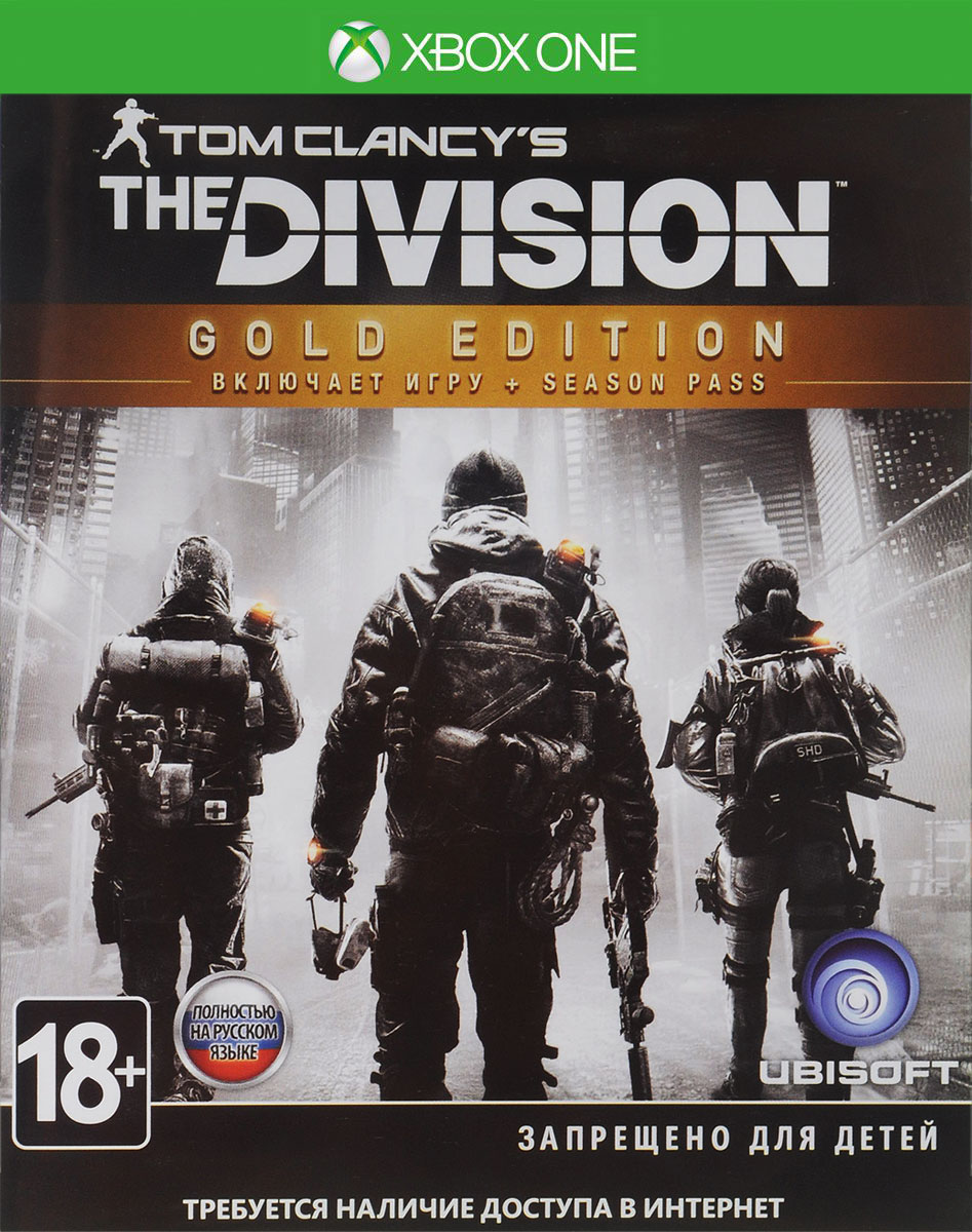 Tom Clancy's The Division. Gold Edition (Xbox One), Ubisoft Massive,Ubisoft Reflections,Red Storm Entertainment,Annecy