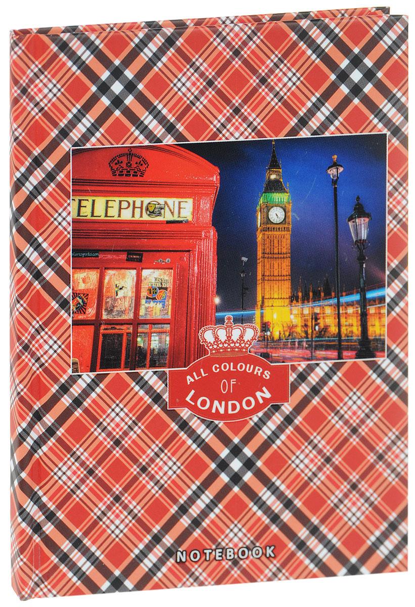 Listoff Записная книжка Все краски Лондона 80 листов в клеткуКЗЛ6801569Записная книжка Listoff Все краски Лондона - незаменимый атрибут современного человека, необходимый для рабочих и повседневных записей в офисе и дома. Записная книжка содержит 80 листов формата А6 в клетку без полей. Обложка, выполненная из картона с частичной ламинацией, украшена изображением лондонской улицы. Внутренний блок изготовлен из высококачественной плотной бумаги, что гарантирует чистоту записей и отсутствие клякс. Записная книжка Listoff Все краски Лондона станет достойным аксессуаром среди ваших канцелярских принадлежностей. Она подойдет как для деловых людей, так и для любителей записывать свои мысли, рисовать скетчи, делать наброски.