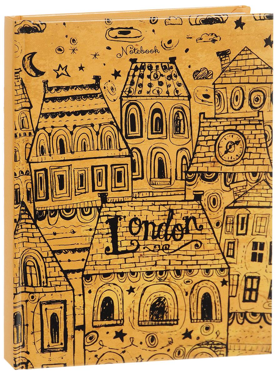 Listoff Записная книжка Лондон 80 листов в клеткуКЗ6801849Записная книжка Listoff Лондон - незаменимый атрибут современного человека, необходимый для рабочих и повседневных записей в офисе и дома. Записная книжка содержит 80 листов формата А6 в клетку без полей. Обложка, выполненная из ламинированного картона, украшена рисованным изображением Лондона. Внутренний блок изготовлен из высококачественной плотной бумаги, что гарантирует чистоту записей и отсутствие клякс. Записная книжка Listoff Лондон станет достойным аксессуаром среди ваших канцелярских принадлежностей. Она подойдет как для деловых людей, так и для любителей записывать свои мысли, рисовать скетчи, делать наброски.