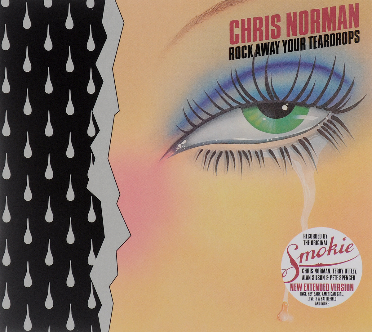 Крис Норман Chris Norman. Rock Away Your Teardrops. New Extended Version chris norman chris norman the best