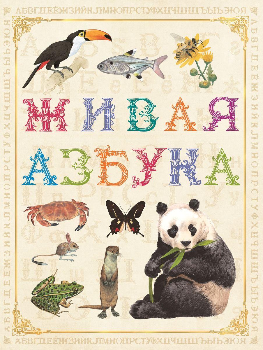 Живая азбука юлия шигарова азбука животных блокнот с играми и заданиями