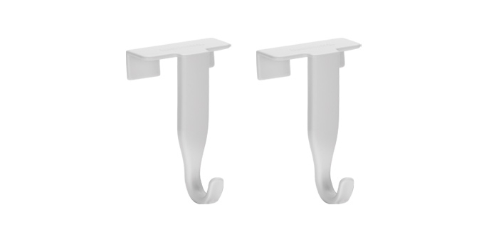 Крючки на двери Tescoma Presto, 2 шт420833