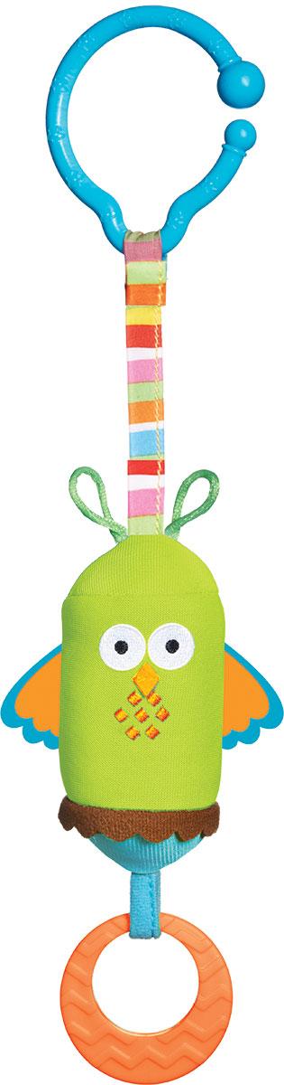 Tiny Love Игрушка-подвеска Сова tiny love подвеска колокольчик жираф самсон с рождения