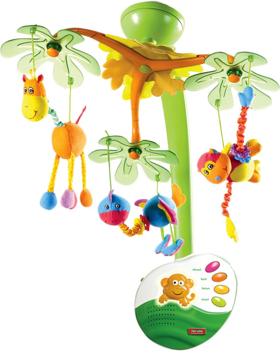 Tiny Love Мобиль музыкальный с ночником Остров сладких грез - Игрушки для малышей