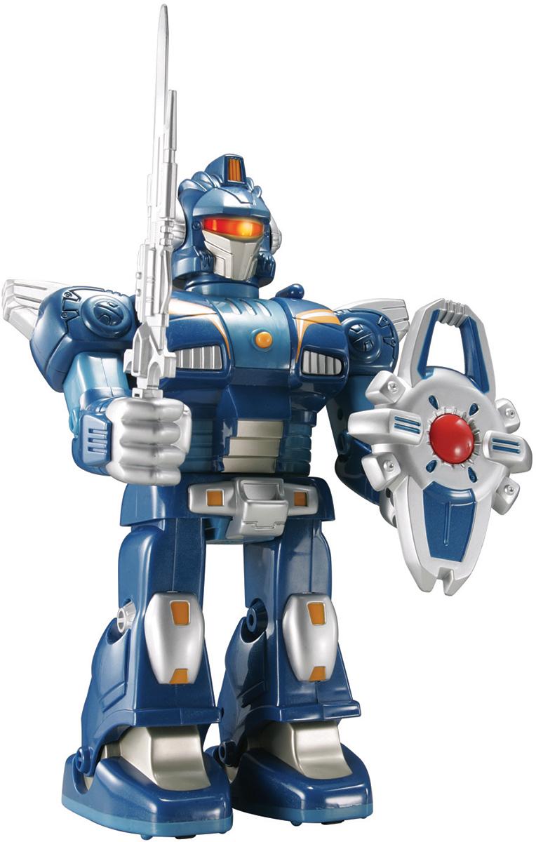 Happy Kid Робот-воин цвет синий - Интерактивные игрушки