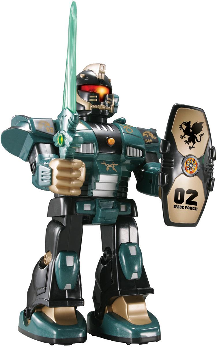 Happy Kid Робот-воин цвет зеленый - Интерактивные игрушки