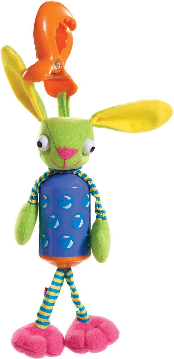 Tiny Love Развивающая игрушка Зайчик-колокольчик игровые центры для малышей tiny love игрушка проектор коди 515