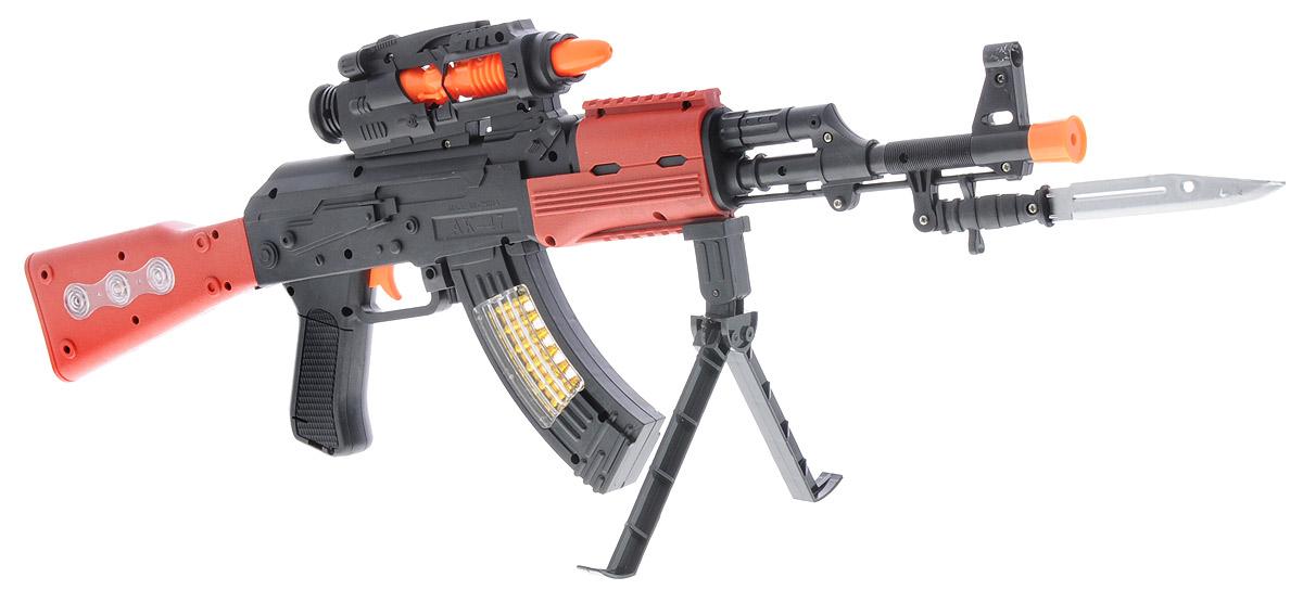 ABtoys Автомат АК-47 ARS-248 чери тиго автомат купить в томске