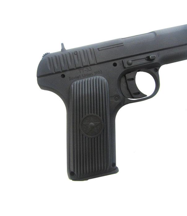 Пистолет пневматический Stalker STT (аналог ТТ).  ST-21051T Stalker