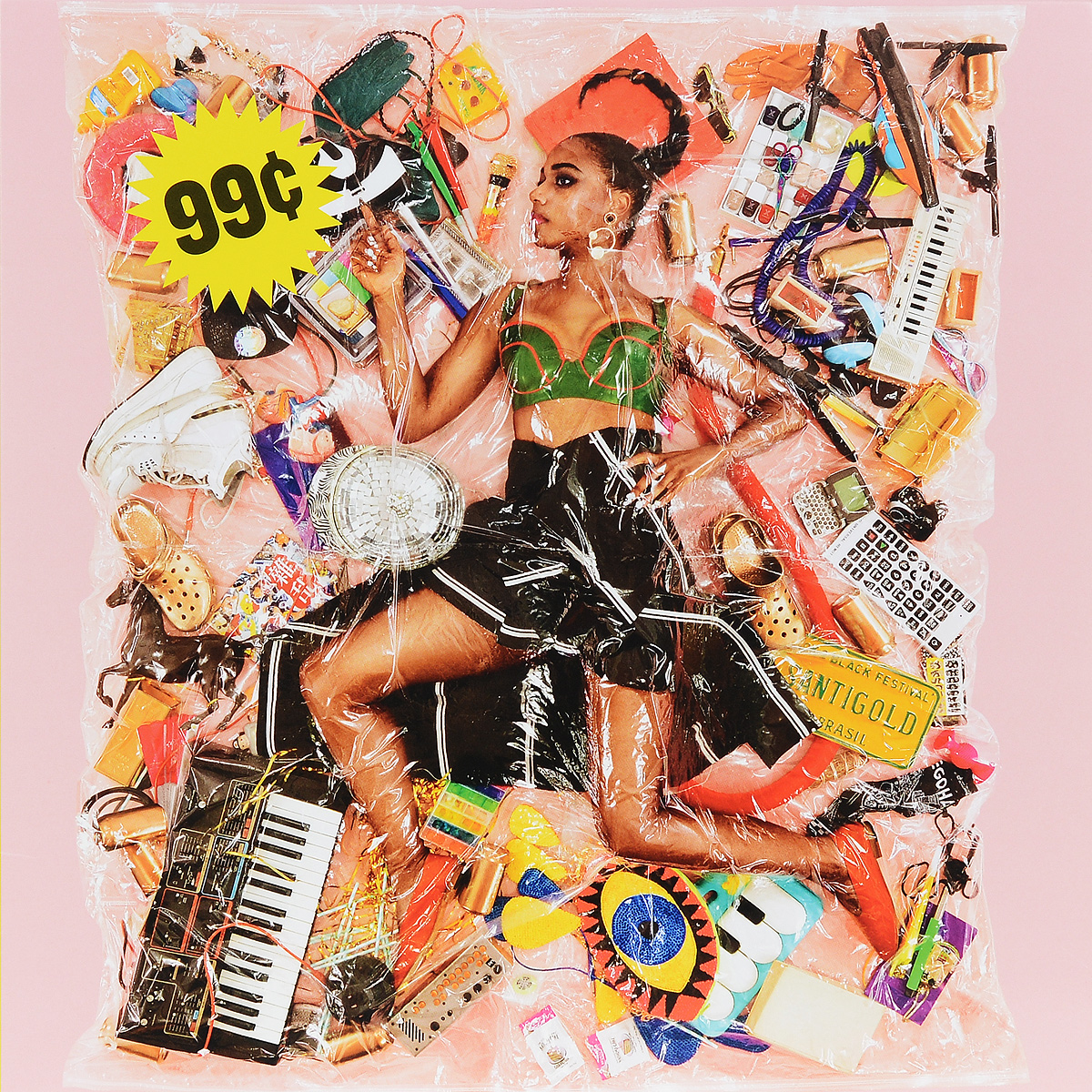 Santigold Santigold. 99 Cents (LP) santigold santigold 99 cents