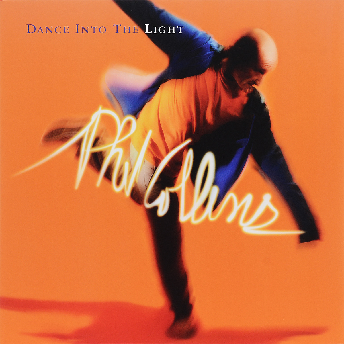 Фил Коллинз Phil Collins. Dance Into The Light (2 LP) phil collins the singles 2 cd
