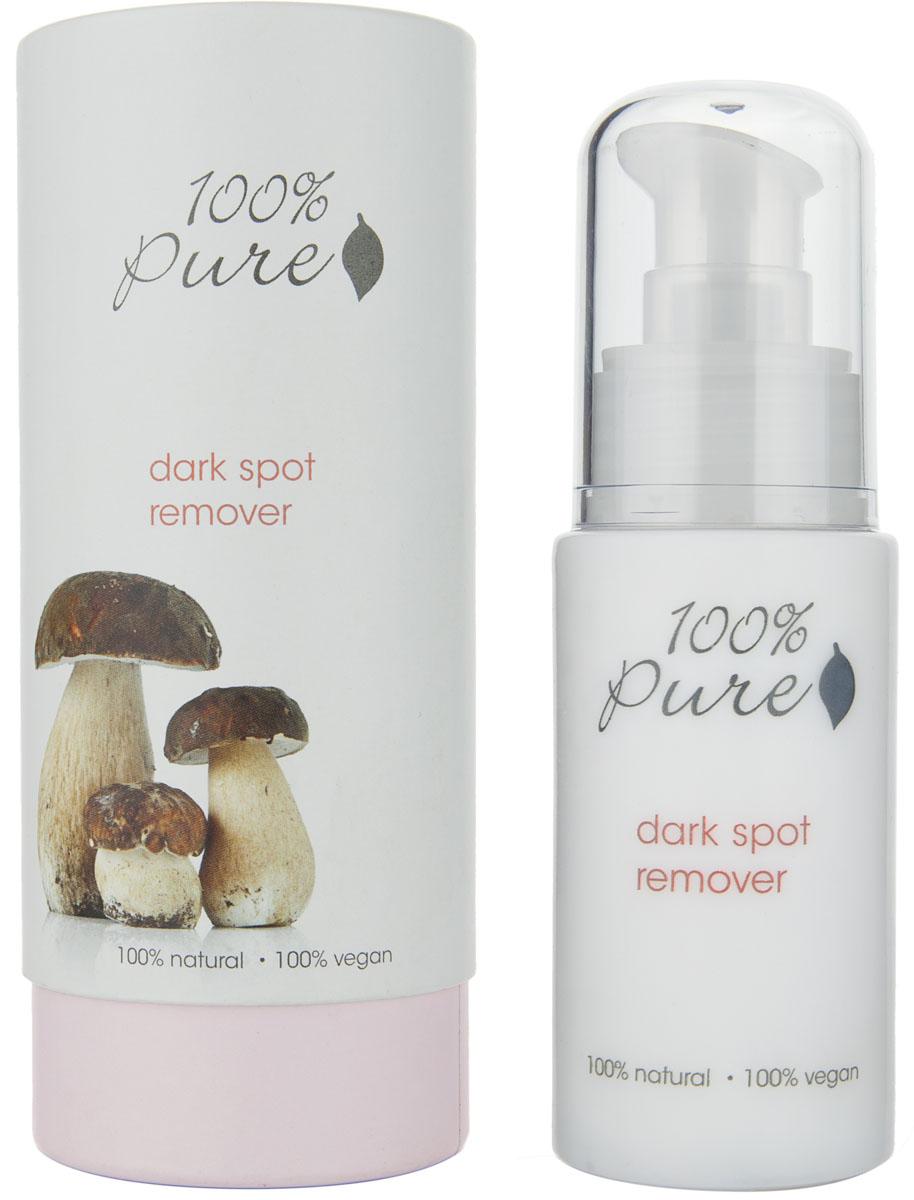 100% Pure Сыворотка для выравнивания тона кожи на лице (точечное лечение), 30 мл1FMDSRПриродная сыворотка заметно уменьшает темные и возрастные пятна, а также следы рубцов от угревой сыпи. Высокоэффективно выравнивает тон кожи, насыщена природными компонентами, безопасна. В составе отсутствуют химические осветлители и отбеливатели.