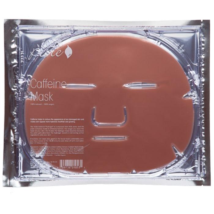 100% Pure Набор восстанавливающих кофейных масок,5 шт x 60 г05230250922Кофеин эффективно восстанавливает поврежденную солнцем кожу лица, является противовоспалительным средством, стимулирует кровообращение и успокаивает покраснения кожи. Материал маски гидрогель состоит из 95% органического алоэ и 5% растительного комплекса для интенсивного увлажнения. Гидрогель способствует усвоению кожей активных ингредиентов. Чем дольше вы оставите маску на вашем лице, тем тоньше становится гидрогелевый слой- сок алоэ постепенно впитывается в кожу.