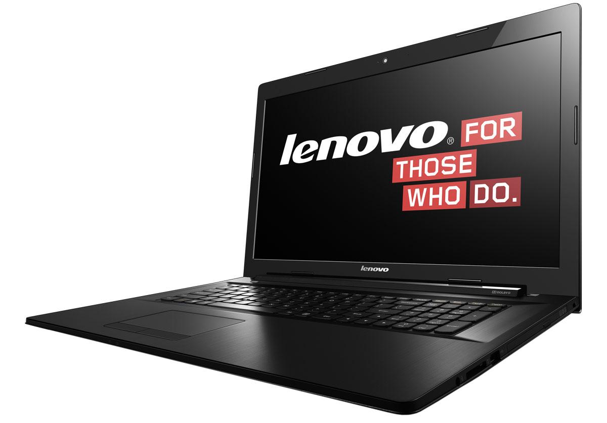 Lenovo IdeaPad B70-80, Black Grey (80MR02NMRK)80MR02NMRKLenovo IdeaPad B70-80 - ноутбук для бизнеса с возможностями настольного компьютера.Отличная производительность, широкие возможностиНовое 5-е поколение процессоров Intel Core обеспечивает отличное качество графики и высокую производительность. Его вычислительная мощность откроет перед вами новый уровень возможностей для работы и развлечений. Благодаря продолжительному времени работы от аккумулятора устройство можно использовать в дороге, не беспокоясь о подзарядке. Его возможности действительно впечатляют.Ноутбук B70 подходит не только для решения бизнес-задач и замены настольного ПК. Он обладает великолепными мультимедийными функциями для просмотра фильмов: приводом DVD и сертифицированной акустической системой Dolby для объемного звучания с эффектом погружения. B70 по плечу любая задача: работа, игры, прослушивание музыки.С помощью модулей связи 802.11 b/g/n Wi-Fi и Bluetooth 4.0 (опция) вы сможете с легкостью выходить в Интернет отовсюду. Веб-камера HD (720p) подходит для работы в условиях низкой освещенности, для VoIP-звонков, видеоконференций и совместной работы в режиме онлайн.Характерная особенность современной клавиатуры AccuType - разнесенные эргономичные клавиши. Такая конструкция дает возможность вводить информацию более комфортно и точно по сравнению со стандартными устройствами ввода.Точные характеристики зависят от модификации.Ноутбук сертифицирован Ростест и имеет русифицированную клавиатуру и Руководство пользователя.