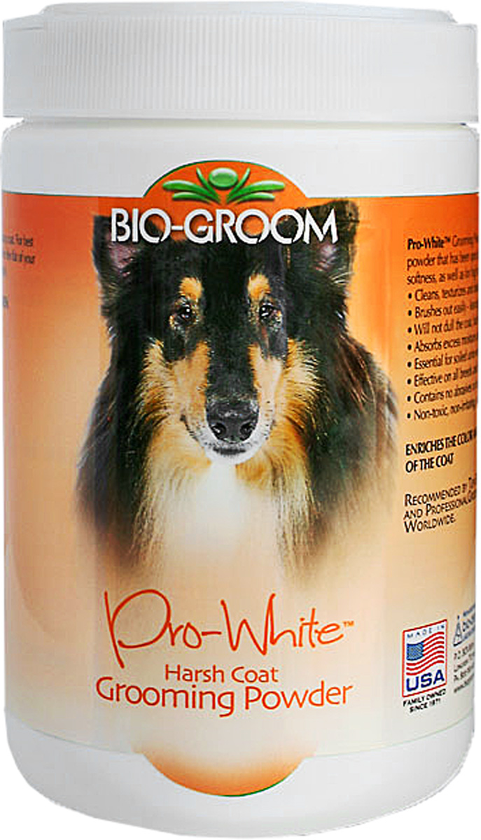 Пудра жесткая Bio-Groom Pro White Harsh, 226 мл