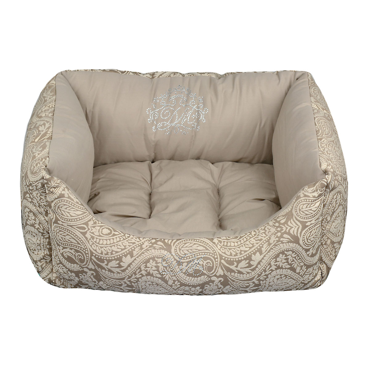 Лежак для животных Dogmoda Элегант, 27 х 32 х 13 см лежак дарэлл хантер лось 1 с подушкой 45 33 14см
