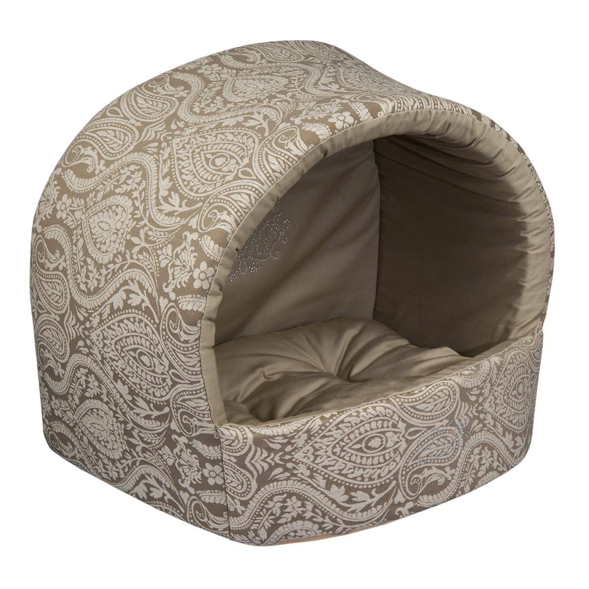 Домик для животных Dogmoda  Элегант , 38 х 36 х 35 см - Лежаки, домики, спальные места