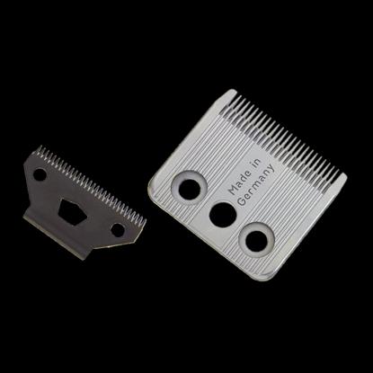Блок съемный ножевой Moser, для машинки Moser 1401-76001401-7600Ножевой съемный блок Moser выполнен из высококачественного метала. Не филировочный. Предназначен для моделей машинок Moser 1400-7600, а так же подойдет для моделей 1170 (C), 1400 (A-F), 1420 (A-С).Высота среза: регулируемая от 0,1 до 3 мм. Ширина: 4,6 см.