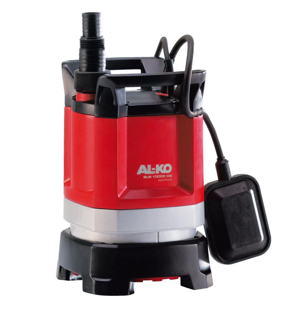 Насос погружной AL-KO SUB 10000 DS Comfort112823Погружной насос AL-KO SUB 10000 DS Comfort обладает такими качествами, как надежность, комфорт и мощность. Не подверженные ржавчине стальные валы, не требующие смазки и техобслуживания шарикоподшипники, трехслойный сальник и прочный корпус обеспечивают погружному насосу надежность и долговечность. К универсальному разъему можно подключить любой стандартный шланг. Выпускное отверстие в верхней части насоса обеспечивает оптимальное охлаждение двигателя в режиме откачивания воды до минимального уровня. С помощью свободно регулируемого держателя поплавкового выключателя можно легко и быстро установить его на выбранном вами уровне для автоматического включения и выключения насоса. С погружным насосом у вас есть выбор: благодаря регулируемому основанию и большим впускным отверстиям можно не только быстро перекачать большой объем воды, но и откачать воду до минимального уровня - около 3 мм.Вид привода: электрический.Откачивание до минимального уровня: 3 мм.Длина кабеля: 10 м.Мощность: 450 Вт.Максимальная глубина погружения: 5 м.Максимальная высота всасывания: 7 м.Максимальный объем подачи: 8000 л/час.Диаметр выходного отверстия: 1,25.